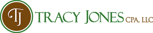 Tracy Jones CPA, LLC Logo